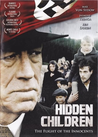 Poster of Hidden Children