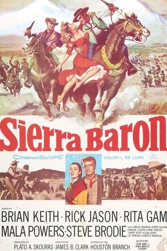 Poster of Sierra Baron