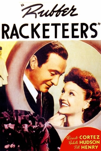 Poster of Rubber Racketeers