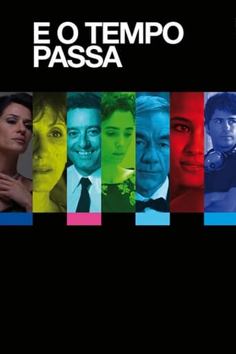 Poster of E o Tempo Passa