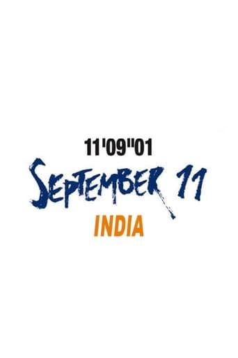 Poster of September 11 - India