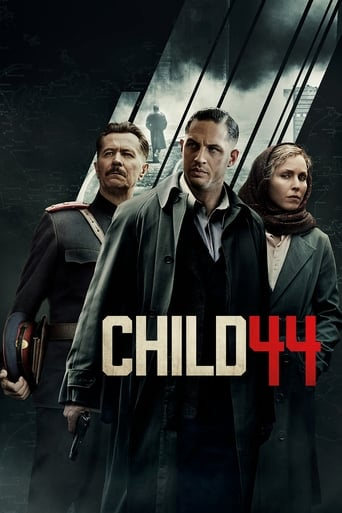 Poster of Child 44