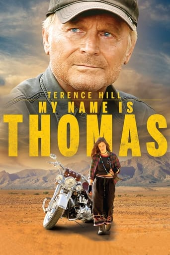Poster of My Name Is Thomas