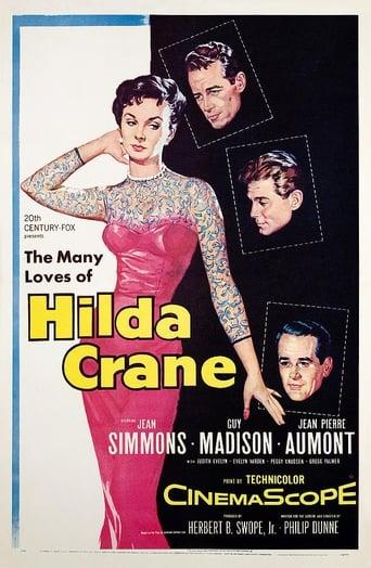 Poster of Hilda Crane