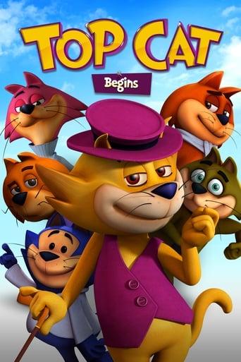 Poster of Top Cat Begins