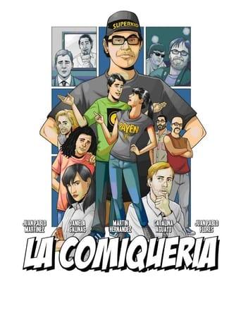 Poster of La Comiquería