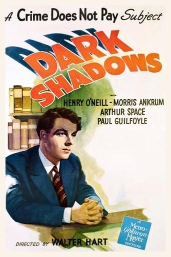 Poster of Dark Shadows