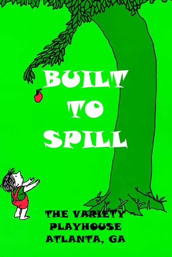Built To Spill Live at Variety Playhouse Poster