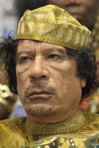 Image of Muammar Gaddafi