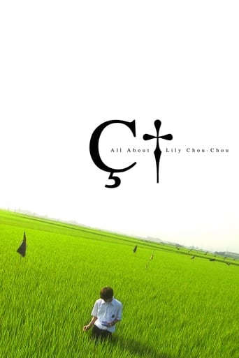 Poster of All About Lily Chou-Chou