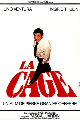 Poster of The Cage