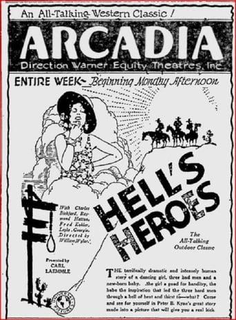 Poster of Santos del infierno