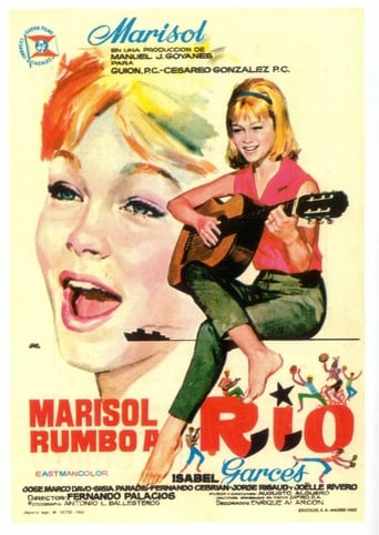 Poster of Marisol rumbo a Río