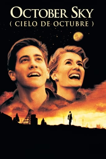 Poster of October Sky (Cielo de Octubre)