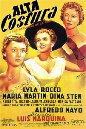 Poster of Alta costura