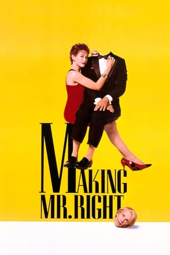 Poster of Making Mr. Right