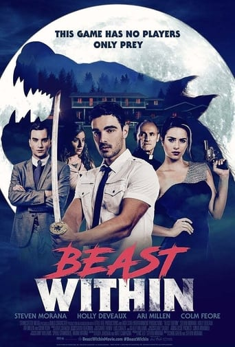 Poster of Beast Within