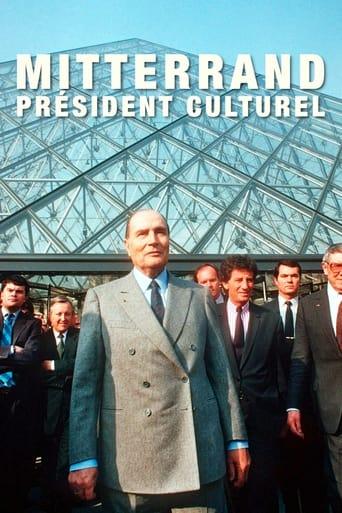 Poster of Mitterrand, président culturel