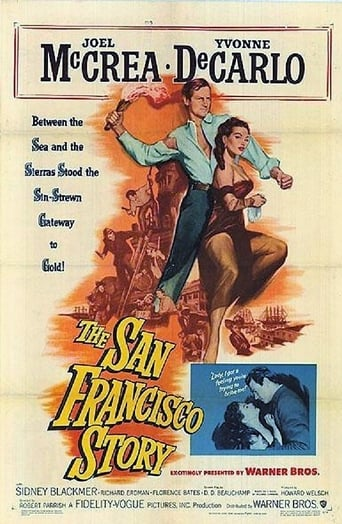 Poster of The San Francisco Story