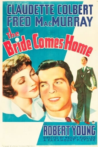 Poster of The Bride Comes Home