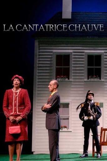 Poster of La Cantatrice chauve