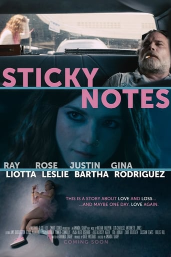 Poster of Sticky Notes