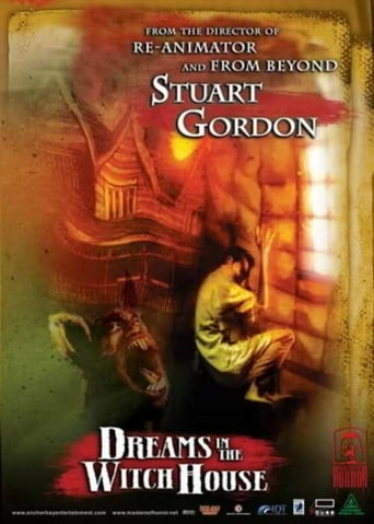 Poster of Dreams in the Witch House