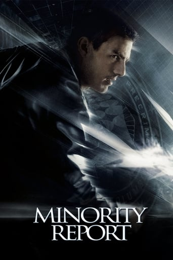 Poster of Minority Report