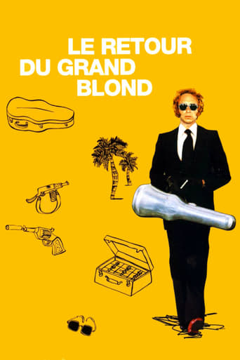 Poster of The Return of the Tall Blond Man with One Black Shoe
