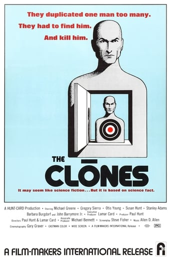 Poster of The Clones