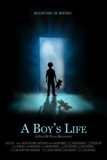 Poster of A Boy's Life