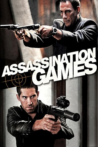 Poster of Assassination Games