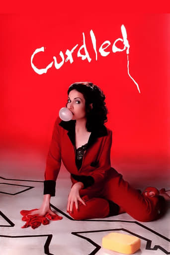 Poster of Curdled