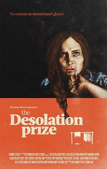 Poster of The Desolation Prize
