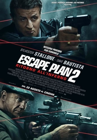 Poster of Escape Plan 2 - Ritorno all'inferno