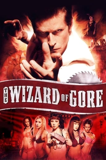 Poster of The Wizard of Gore