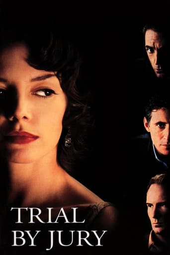 Poster of Trial by Jury