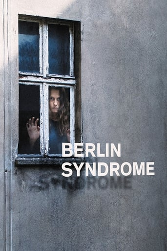 Poster of Berlin Syndrome