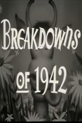 Poster of Breakdowns of 1942