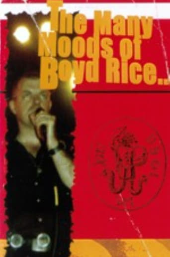 Poster of The Many Moods Of Boyd Rice