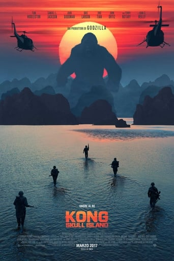 Kong: Skull Island Film Review