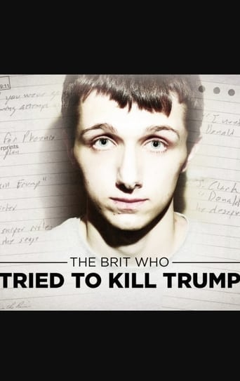 Poster of The Brit Who Tried To Kill Trump