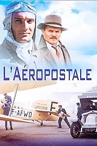Poster of L'Aéropostale, courrier du ciel