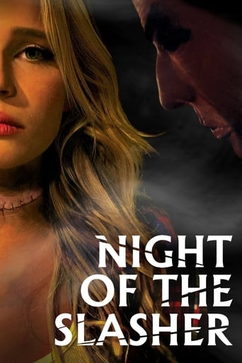 Poster of Night of the Slasher