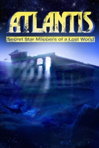 Poster of Atlantis: Secret Star Mappers of a Lost World