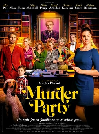 Poster of Murder Party