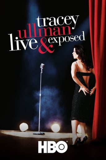 Poster of Tracey Ullman: Live and Exposed