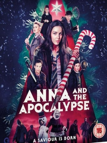 Poster of The Making of Anna and the Apocalypse