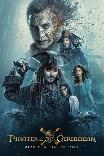 Pirates of the Caribbean: Dead Men Tell No Tales Synopsis
