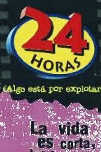 Poster of 24 horas (Algo está por explotar)